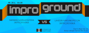 Improground: TaYT vs. Lahden kansanopisto