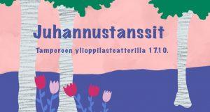 Juhannustanssit @ Tampereen Ylioppilasteatteri